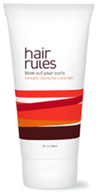 Hair Rules Blow Out Your Curls
