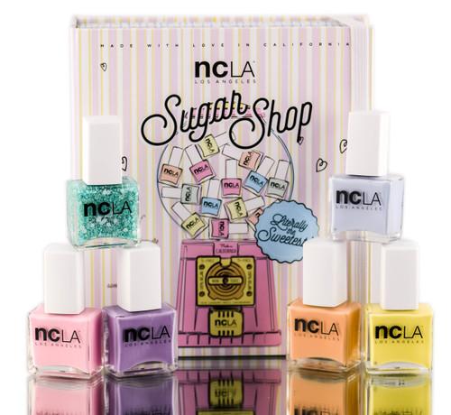 NCLA Box Nail Lacquers
