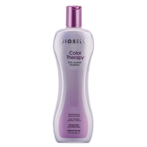 Biosilk Color Therapy Cool Blonde Shampoo