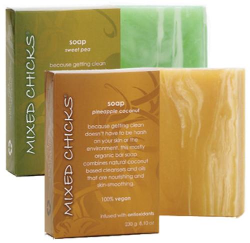 Mixed Chicks Bar Soap
