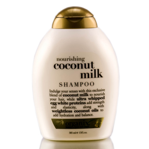 Organix Nourishing Coconut Milk Weightless Mousse