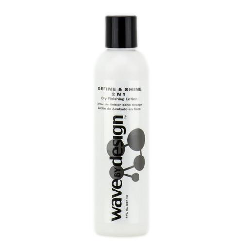 Design Essentials Define & Shine - 2 N 1 Dry Finishing Lotion