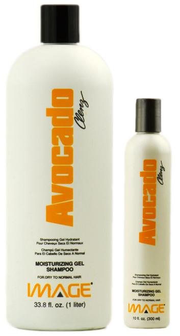 Image Avocado Clenz - Moisturizing Gel Shampoo