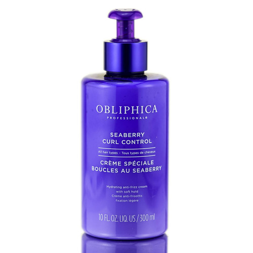 Obliphica Seaberry Curl Control All Hair Types
