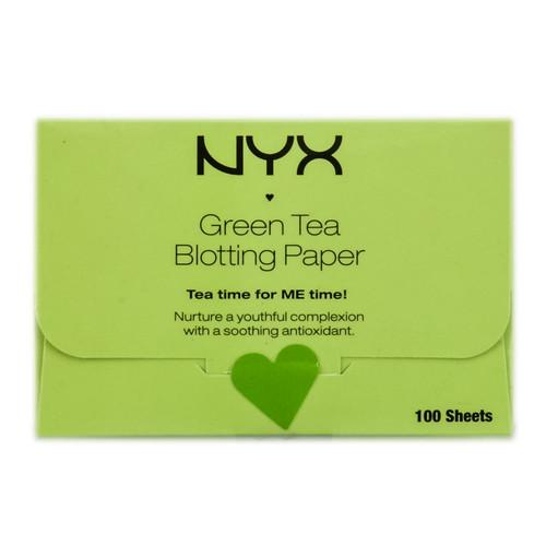 NYX Green Tea Blotting Paper