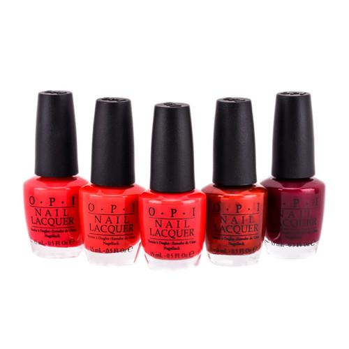 OPI Nail Studio - Reds