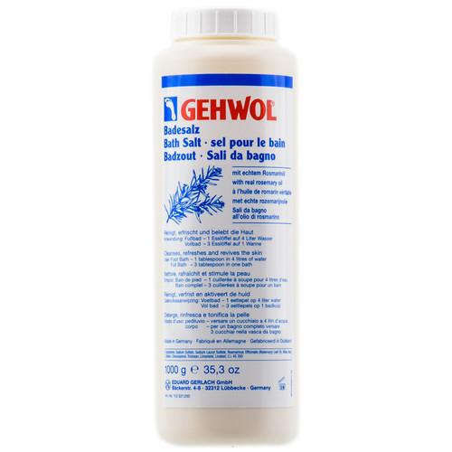 Gehwol Bath Salt (Rosemary)