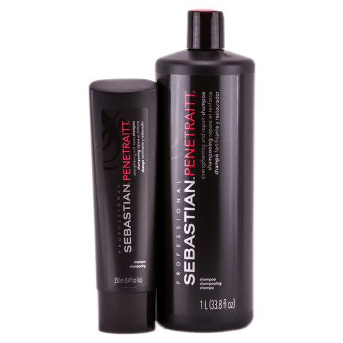 Sebastian Penetraitt Strengthening and Repair Shampoo