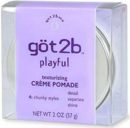 got2b Playful Texturizing Creme Pomade