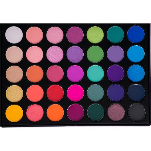 Morphe 35 Color Glam Palette - 35B