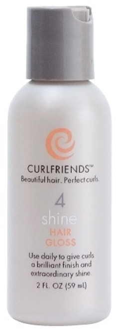 Curl Friends 4 Shine Hair Gloss