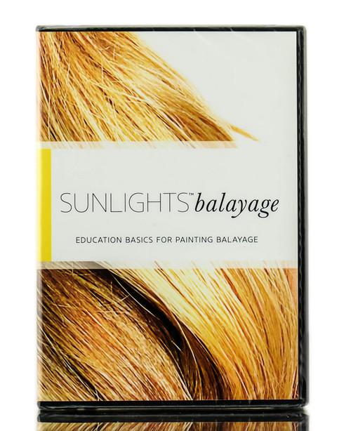 Sunlights Balayage Education DVD