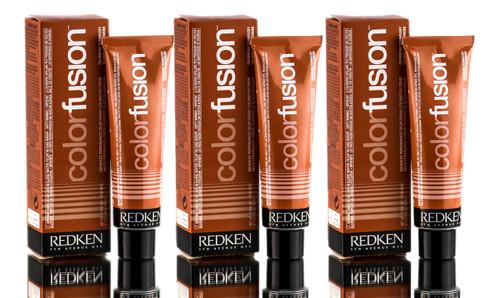 Redken Color Fusion Haircolor ColorCreme - Natural Fashion
