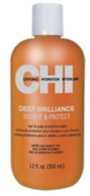 Chi Deep Brilliance Soothe & Protect hair & scalp protective cream