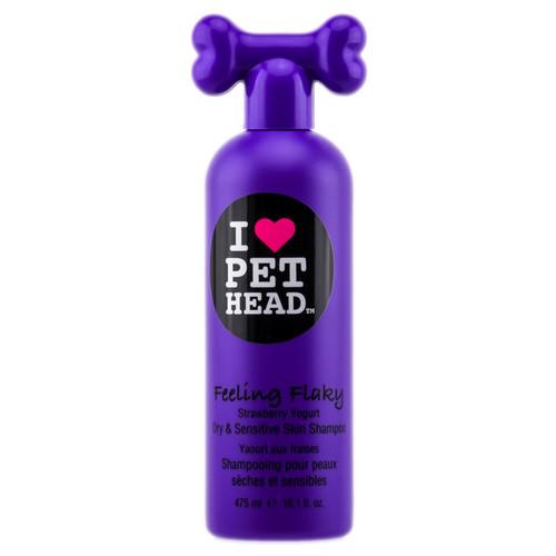Tigi Pet Head Feeling Flaky - Strawberry Yogurt - Dry & Sensitive Skin Shampoo