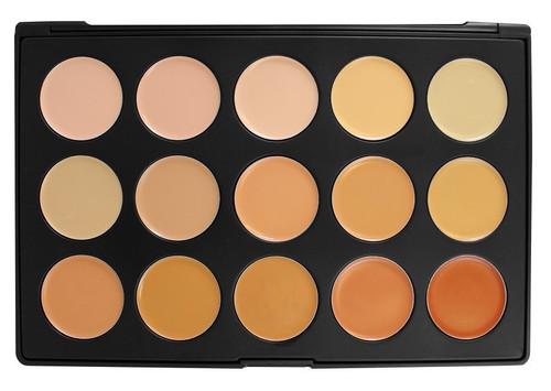 Morphe 15 Color Concealer Palette