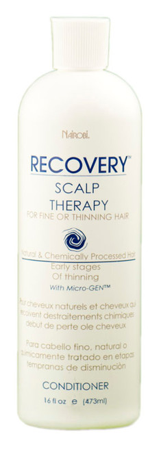Nairobi Recovery Scalp Therapy Conditioner - For Fine & Thinning Hair