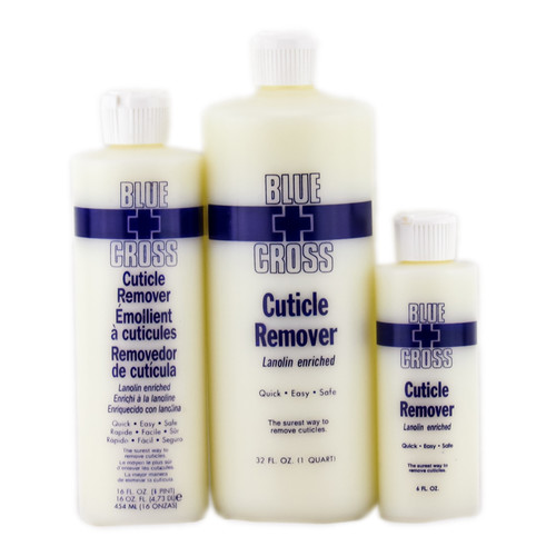 Blue Cross Cuticle Remover