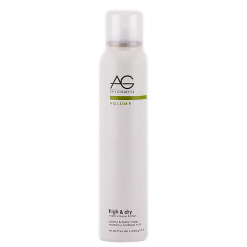 AG High and Dry Matte Volume and Finish Spray