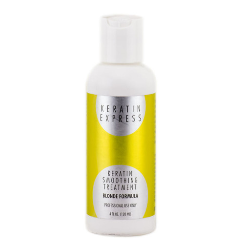 Keratin Express: Keratin Express Keratin Smoothing Treatment Blonde Formula