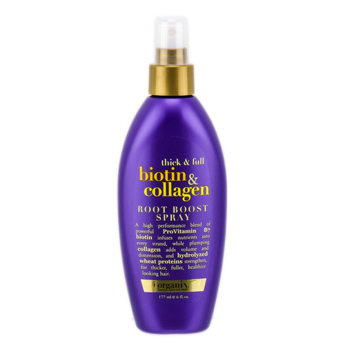 Organix Biotin & Collagen Root Boost Spray