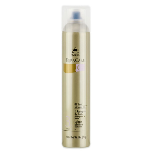 KeraCare Oil Sheen Spray with Humidity Block