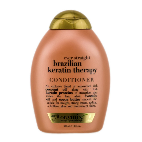 Organix Ever Straight Brazilian Keratin Therapy Conditioner