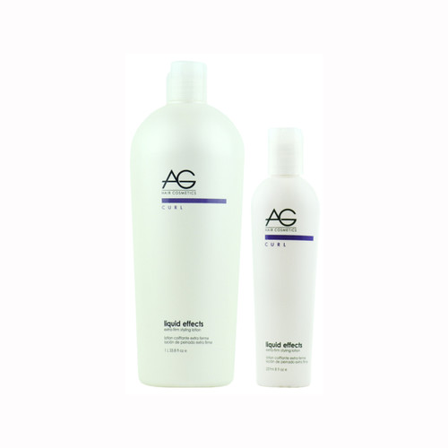 AG Liquid Effects - extra firm styling lotion