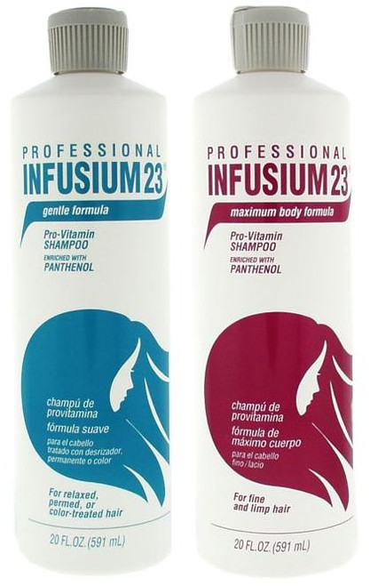 Infusium 23 Pro-Vitamin Shampoo - enriched with panthenol