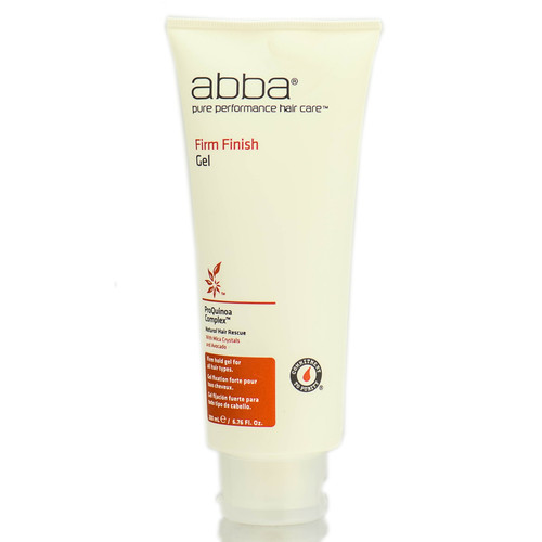 Abba Pure Firm Finish Gel