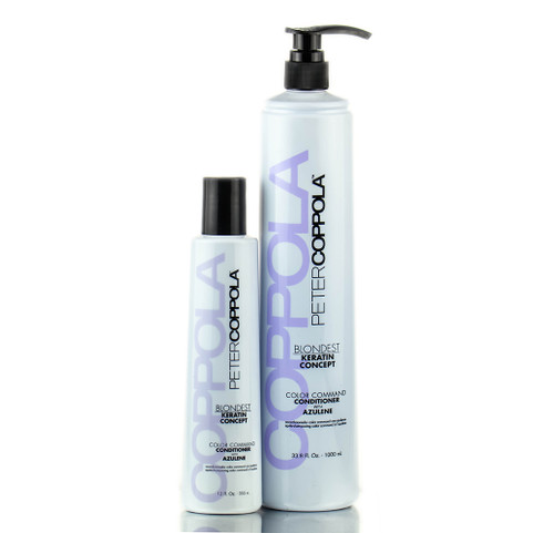 Peter Coppola Keratin Concept Color Command Conditioner w/ Azulene