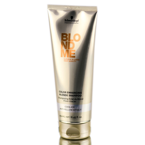 Schwarzkopf Professional Blonde Brilliance Temporary Color Shampoo
