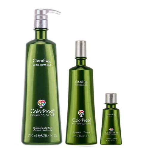 ColorProof Clear It Up Detox Shampoo