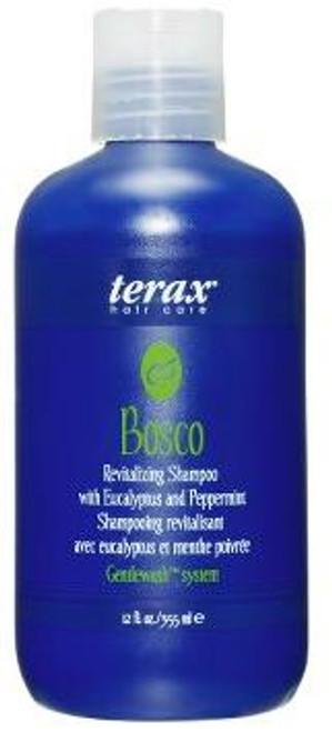 Terax Hair Care Bosco - revitalizing shampoo with eucalyptus and peppermint