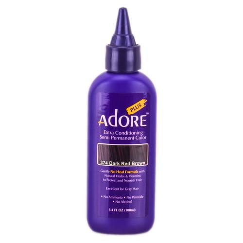 Adore Plus Semi Permanent Color