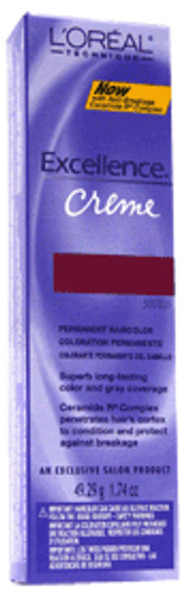 L'Oreal Excellence Creme Permanent Creme Haircolor