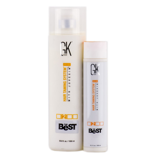 Global Keratin GK Hair The Best Hair Taming System