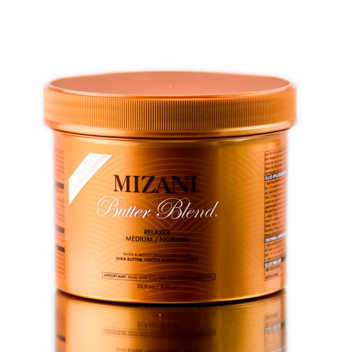 Mizani Butter Blend Relaxer - Medium / Normal
