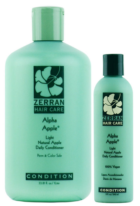 Zerran Alpha Apple Light Daily Conditioner