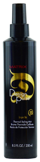 Matrix Design Pulse Iron In Thermal Styling Mist