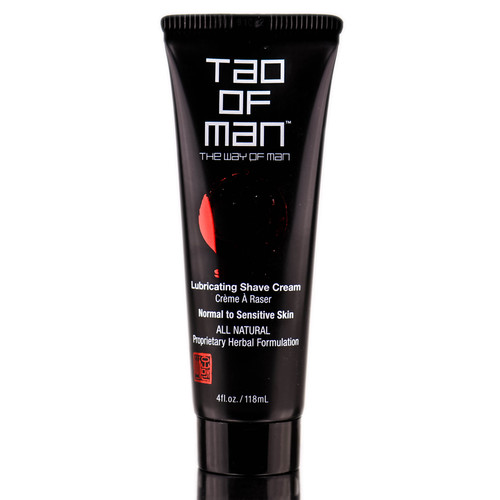 Tao Of Man Lubricating Shave Cream