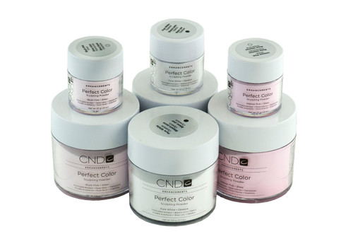 CND Enhancements Perfect Color - Sculpting Powder