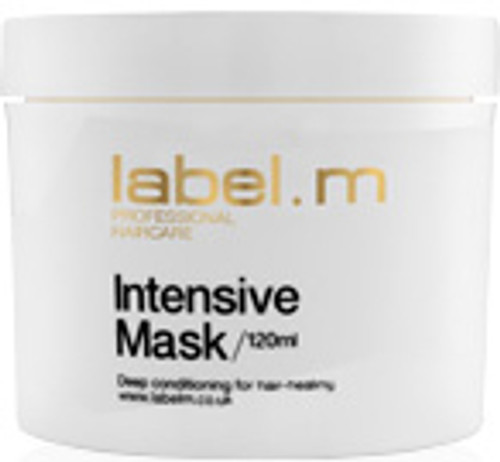 Label. M Intensive Mask