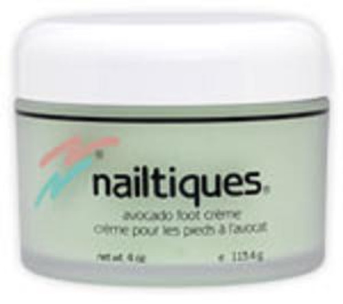 Nail Supplements: Nailtiques Avocado Foot Creme