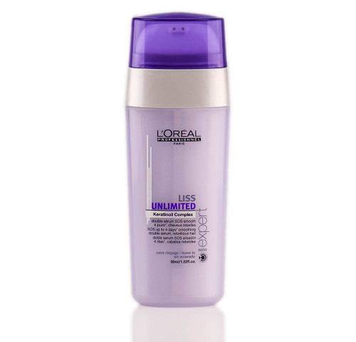 L'Oreal Serie Expert - Liss Unlimited Smoothing Double Serum