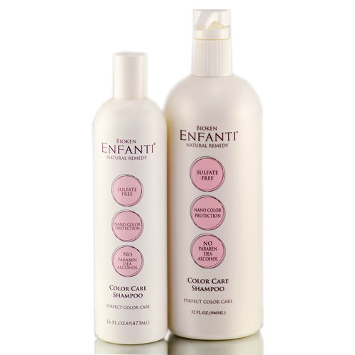Bioken Enfanti Color Care Shampoo