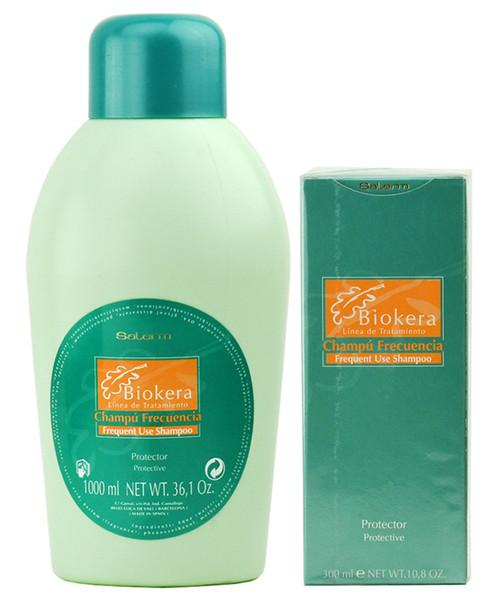 Salerm Biokera Frequent Use Shampoo