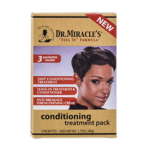 Dr. Miracle's Conditioning Treatment Pack