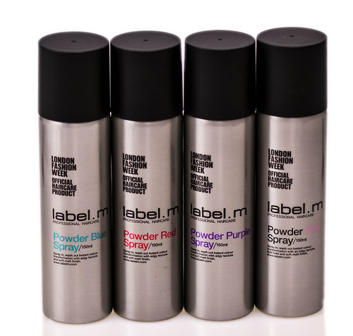 Label M Power Color Spray