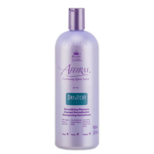 Avlon Affirm Dry & Itchy Scalp Normalizing Shampoo